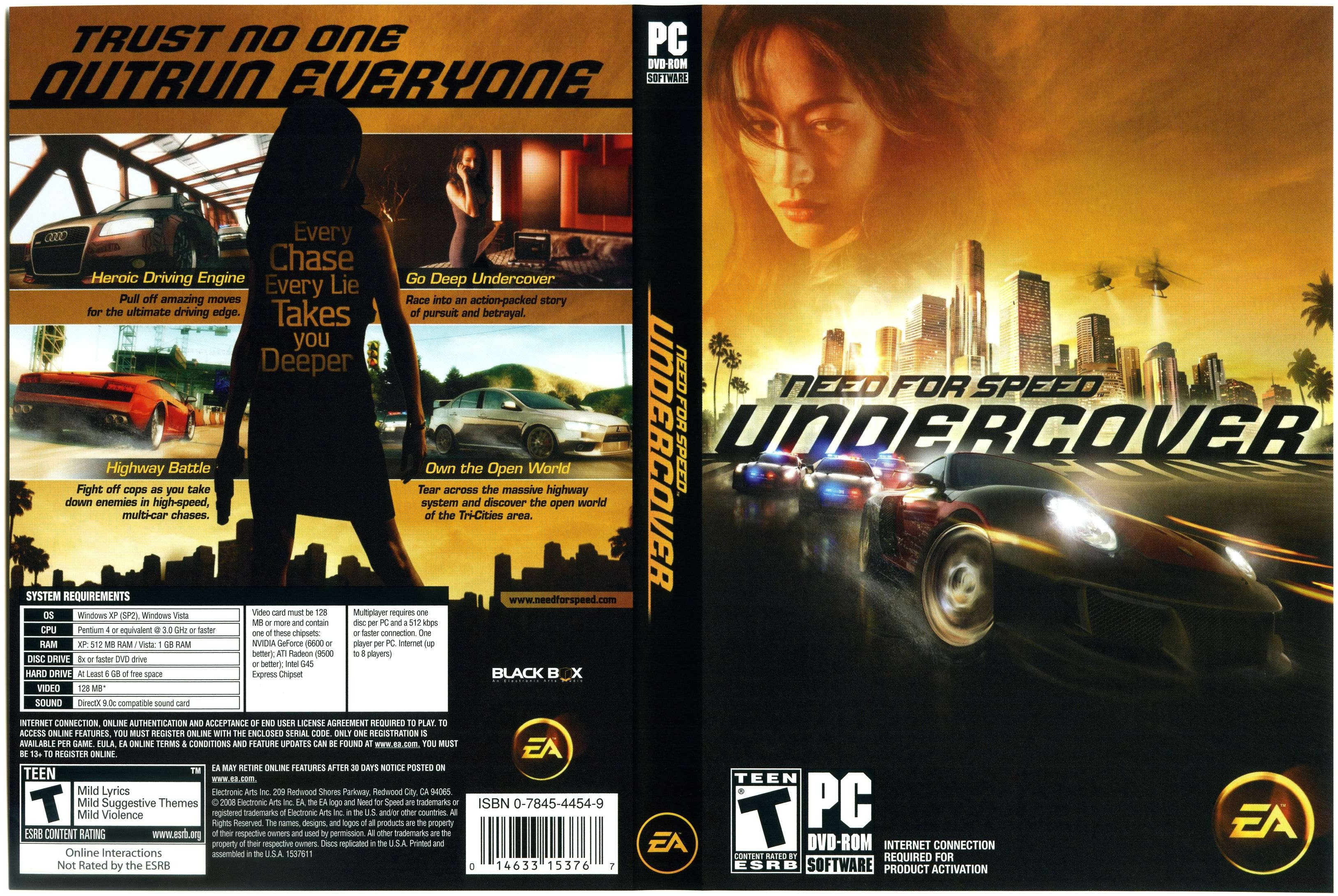 nfs undercover registration code - HD2560×1440