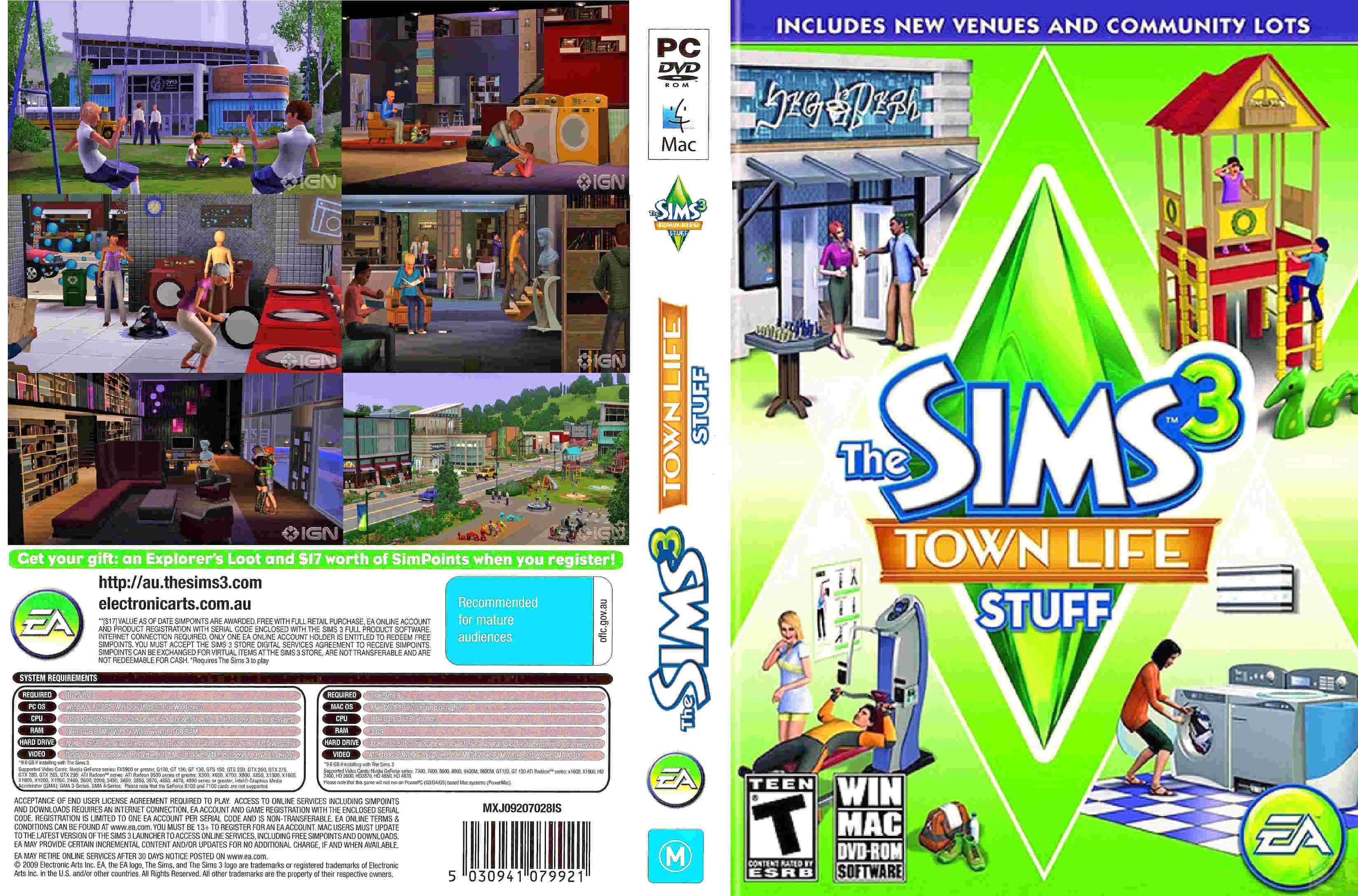Download free stuff for sims 3 on pc