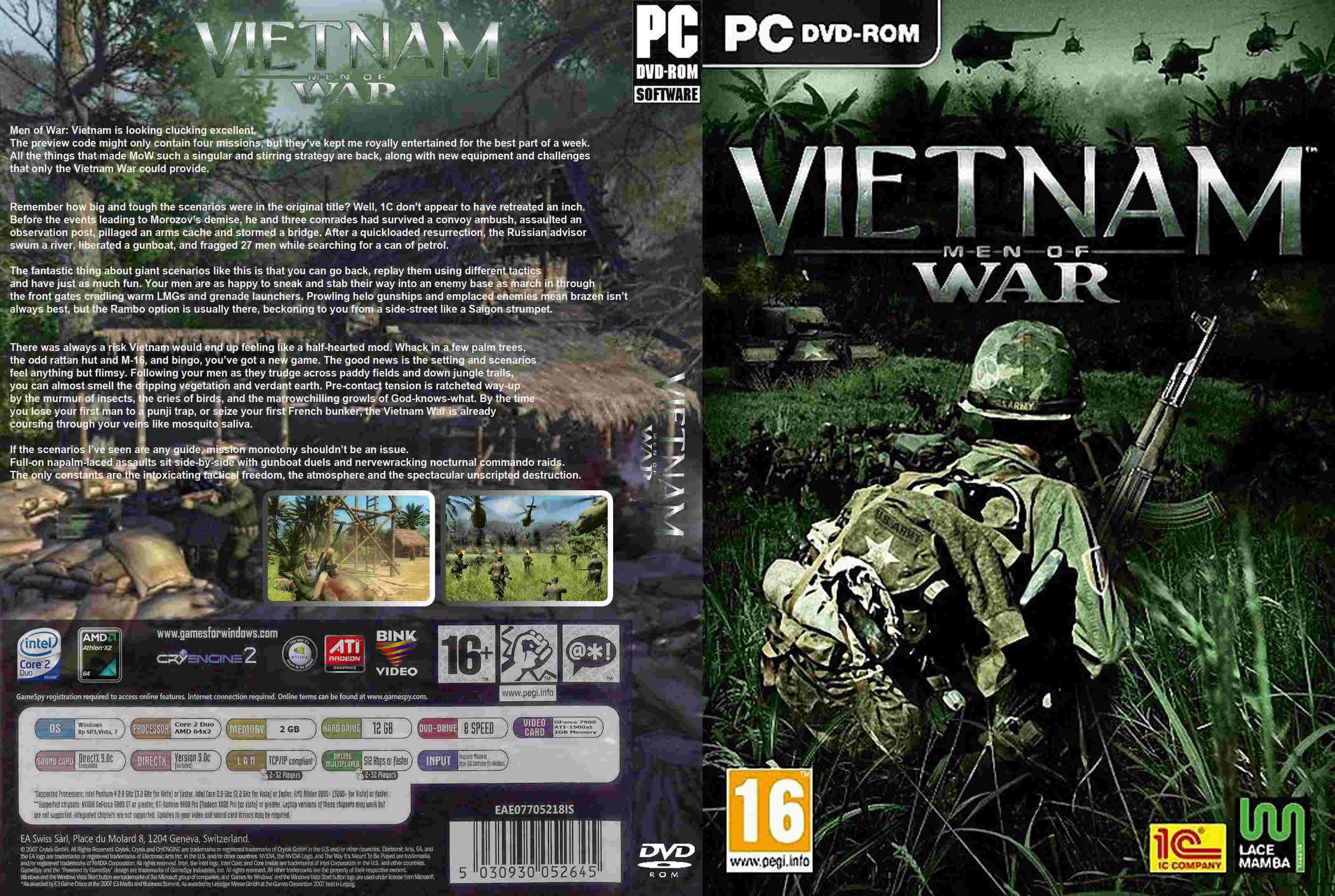 La guerra del Vietnam - Imperdibles + info