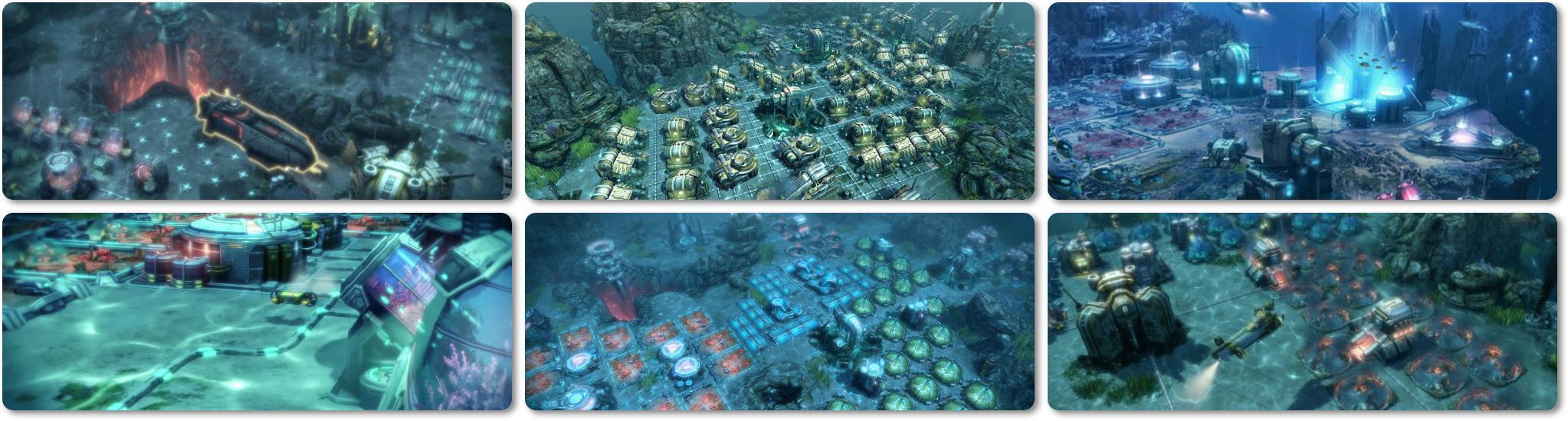 Anno 2070 Deep Ocean Торрент