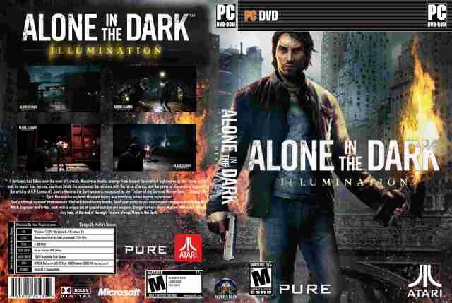 Alone In The Dark Illumination 3dvd