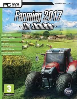 Professional farming sim 2017
