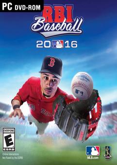 R.B.I Baseball 16